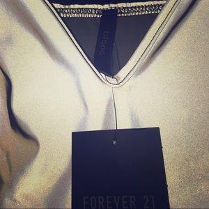 Small silver dress